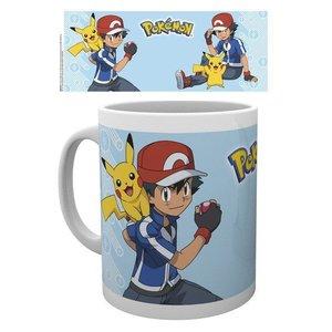 Pokémon Beker Ash