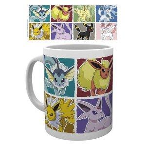 Pokémon Beker Eevee Evolution