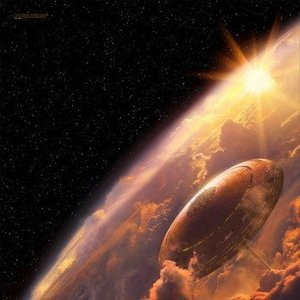 Star Wars X-Wing Bespin Playmat