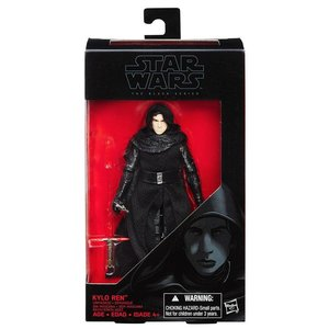 Star Wars Hasbro Black Series Action Figure 15 cm Kylo Ren (26)
