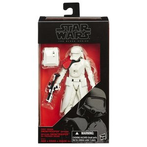 Star Wars Hasbro Black Series Action Figure 2015 First Order Snowtrooper Officer Excl. 15 cm