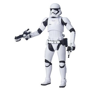 Star Wars Hasbro Black Series Action Figure 2015 First Order Stormtrooper SDCC Exclusive 15 cm