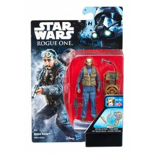 Star Wars Hasbro Bodhi Rook Action Figure 2017 Wave 1