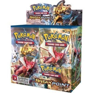 Pokemon TCG BREAKpoint XY9 Booster Box