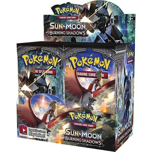 Pokemon TCG Burning Shadows Booster Box
