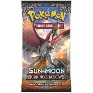 Pokemon TCG Burning Shadows Booster Pack