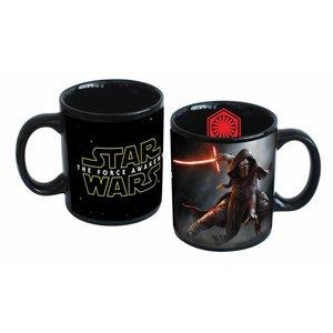 Star Wars Ceramic Mug Kylo Ren & Logo