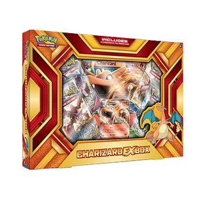 Pokemon TCG Charizard-EX Box