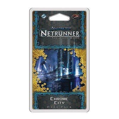 Android Netrunner Chrome City Data pack