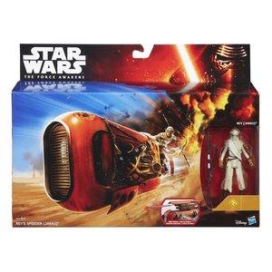 Star Wars Hasbro Class I Deluxe Vehicle Ray's Speeder (Jakku)