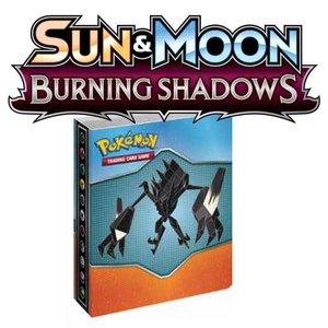 Pokemon TCG Collector's Album - Burning Shadows
