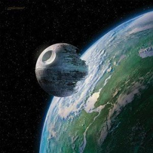 Star Wars X-Wing Death Star II Playmat