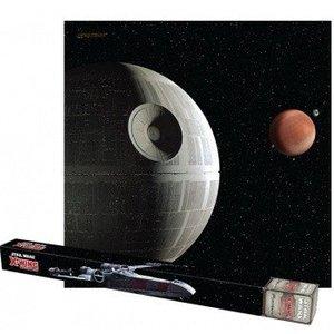 Star Wars X-Wing Death Star Playmat