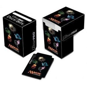 Ultra Pro Deckbox Magic Mana Symbols