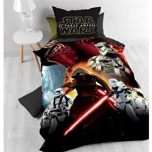 Star Wars Dekbed Force Awakens 140 x 200/60 x 70 cm