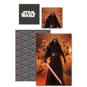 Star Wars Duvet Set Reversible Kylo Ren II 135 x 200 cm / 80 x 80 cm