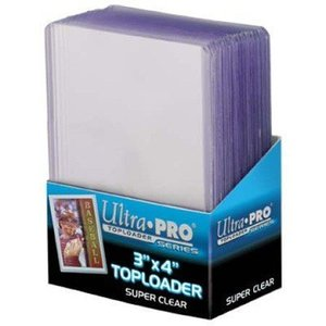 Ultra Pro Premium Toploaders