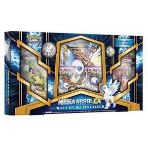 Pokemon TCG MEGA Absol EX Premium Collection Box