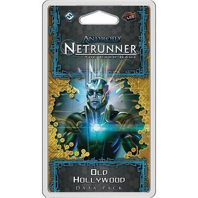 Android Netrunner Old Hollywood Data pack