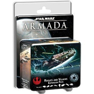 Star Wars Armada Rogues and Villains Expansion Pack