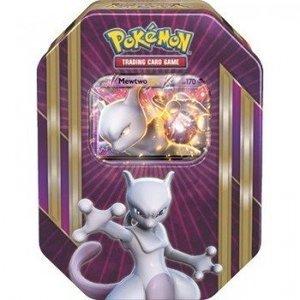 Pokemon TCG Mewtwo-EX Triple Power Tin