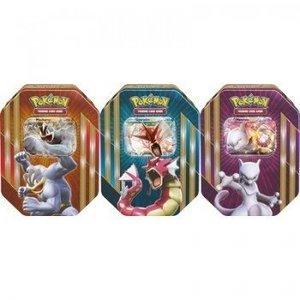 Pokemon TCG SET Triple Power Tins