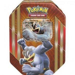 Pokemon TCG Machamp-EX Triple Power Tin