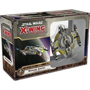 Star Wars X-Wing Shadow Caster Expansion Pack