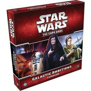 Star Wars LCG Galactic Ambitions