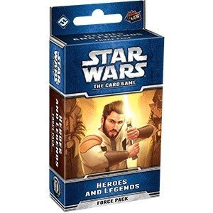 Star Wars LCG Heroes and Legends