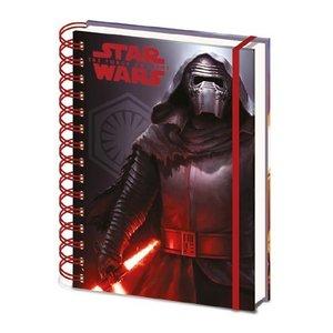 Star Wars Notebook A5 Dark