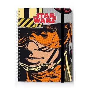 Star Wars Notebook A4 Pilot