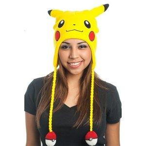 Pokémon Ski Beanie Yellow Laplander Pikachu