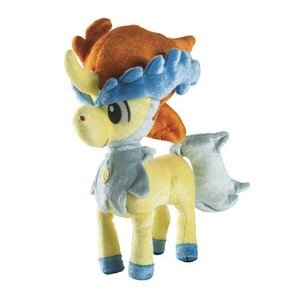 Tomy Pokémon Plush Figure 20th Anniversary Keldeo 20 cm