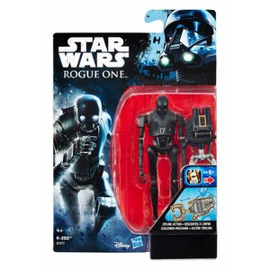 Star Wars Hasbro K-2SO Action Figure 2017 Wave 1