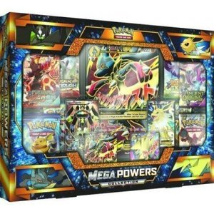 Pokemon TCG Mega Powers Collection Box