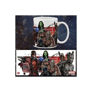 Marvel Comics Guardians of the Galaxy Mug Guardians of the Galaxy