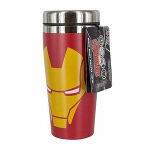 Marvel Comics Travel Mug Iron Man
