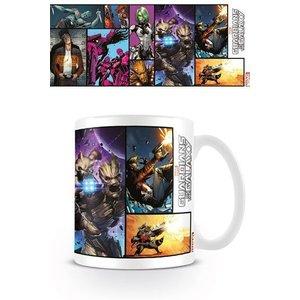 Marvel Comics Guardians of the Galaxy Mug Comic