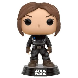 Funko POP! Star Wars Rogue One Jyn Erso Imperial Disguise Vinyl Figure 10cm