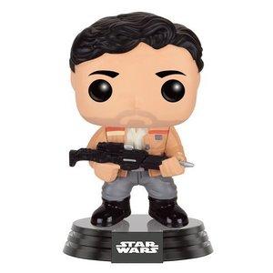 Funko POP! Star Wars Poe Dameron Resistance Bobble Head 10cm Limited