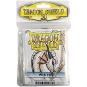 Dragon Shield Standard Sleeves White (50 Sleeves)