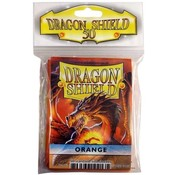 Dragon Shield Standard Sleeves Orange (50 Sleeves)
