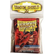 Dragon Shield Standard Sleeves Red (50 Sleeves)