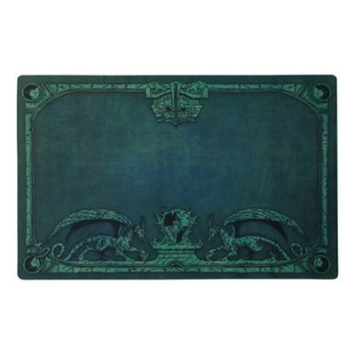 Dragon Shield Play Mat Green