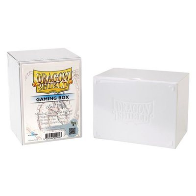 Dragon Shield Gaming Box White