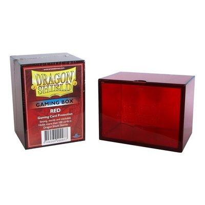 Dragon Shield Gaming Box Red