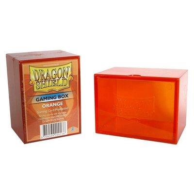 Dragon Shield Gaming Box Orange