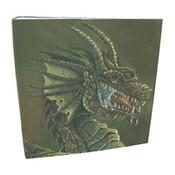 Dragon Shield Hardback 4-Ring Portfolio Binder Brown Dragon