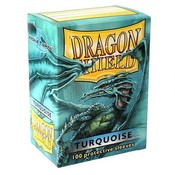 Dragon Shield Standard Sleeves Turquoise (100 Sleeves)